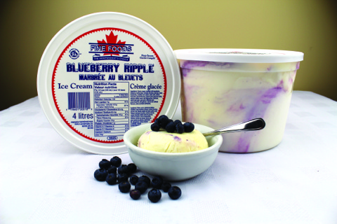 Fine Foods Ice Cream Image