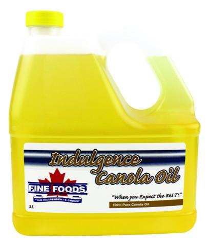 Fine Foods Indulgence Canola Oil Image